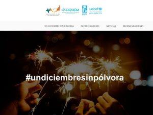 Campaña de Proyección SocialCero Quemadas a cargo de ComDigital.