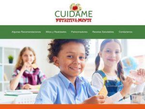 Campaña de Proyección Social Cuidame nutritivamente
