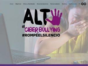 Campaña Alto al Ciberbullying