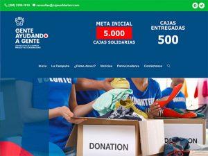 Campaña Gente Ayudando gente - UCCAEP