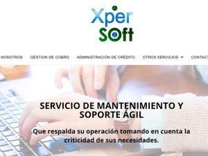 Comdigital Desarrollo Web, XperSoft